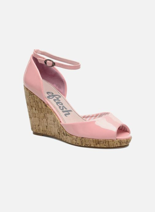 Sandales et nu-pieds Refresh Arue Rose vue détail/paire