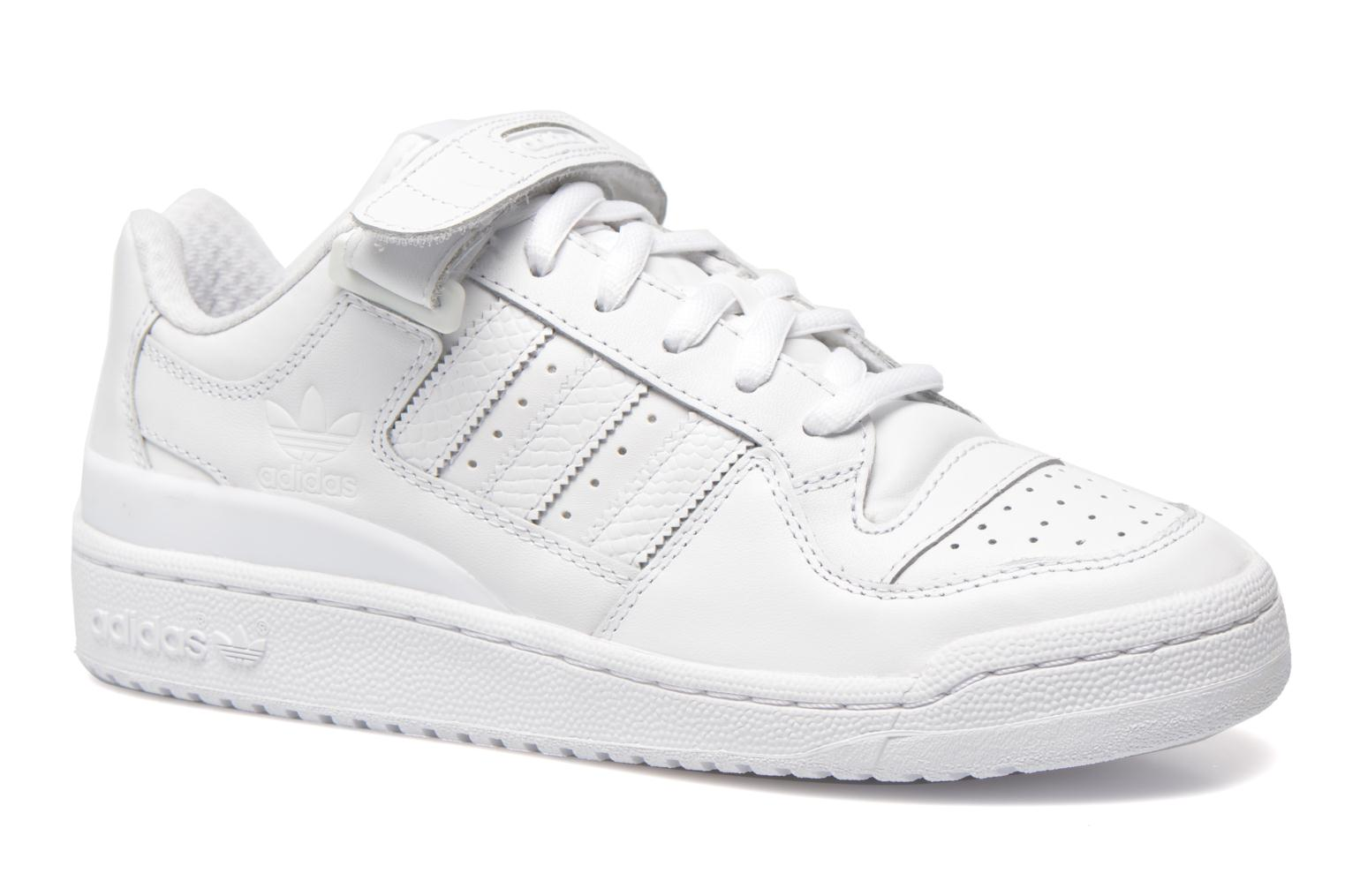 Baskets basses Adidas Originals Forum Lo Rs ADIDAS Achat