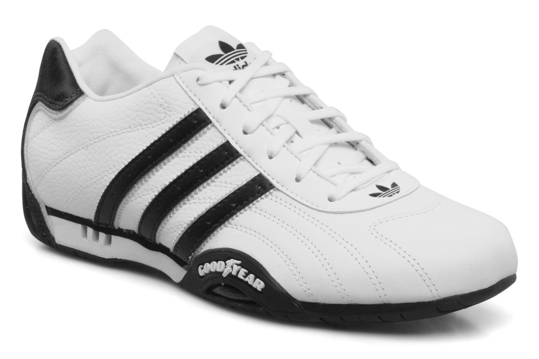 Baskets 94447 Chez Racer Originals Adidas Low blanc Adi Sarenza qY8EF1X