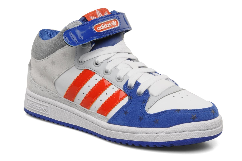 finest selection 5b54c ff799 Baskets Adidas Originals Decade Mid W Multicolore vue détail paire