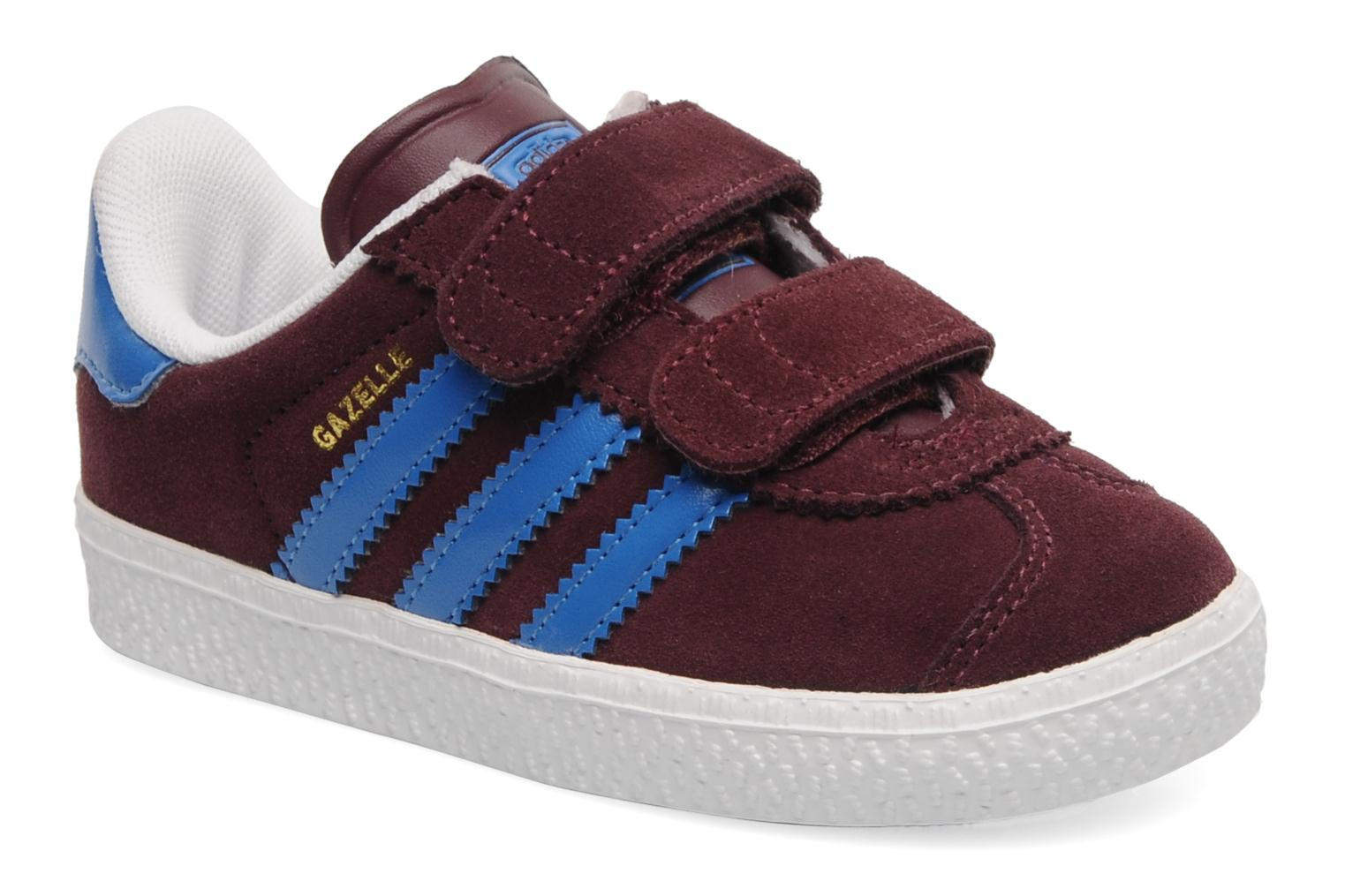 2 I Chez Sarenza Originals Gazelle bordeaux Baskets Adidas Cf w8IE00