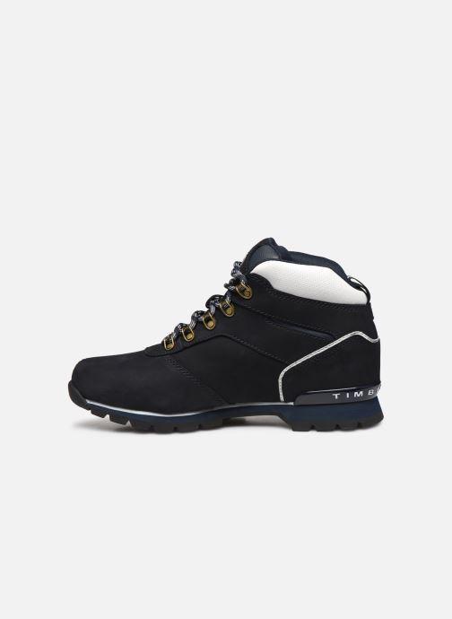 Zapatos con cordones Timberland Splitrock 2 Azul vista de frente