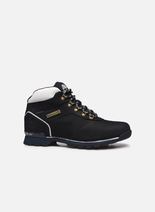 Lace-up shoes Timberland Splitrock 2 Blue back view