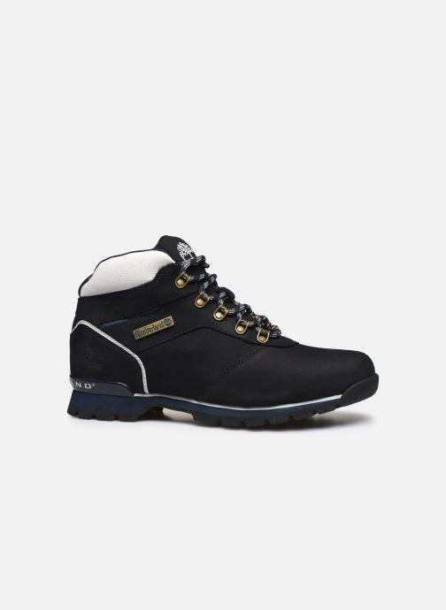 Zapatos con cordones Timberland Splitrock 2 Azul vistra trasera