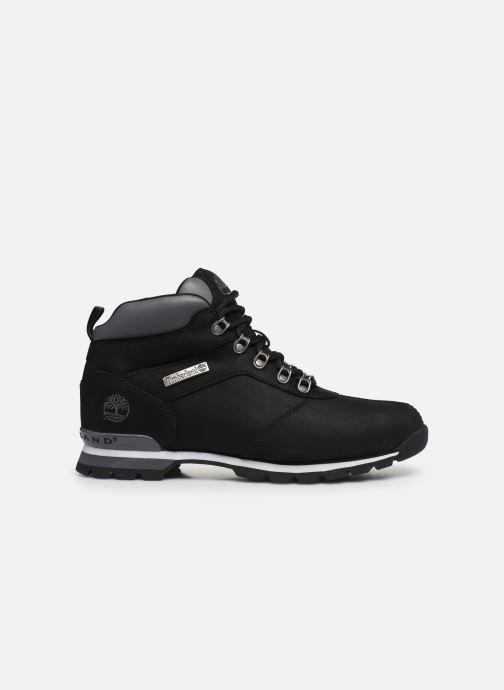 Zapatos con cordones Timberland Splitrock 2 Negro vistra trasera