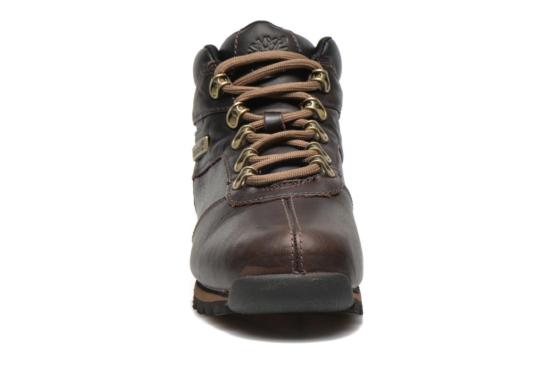 Chaussures à lacets Timberland Splitrock 2 Marron vue portées chaussures
