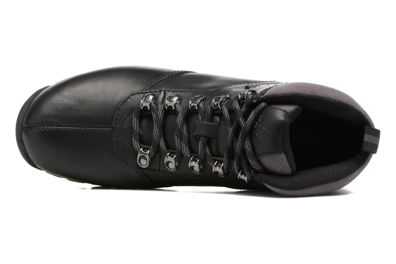 Chaussures à lacets Timberland Splitrock 2 Noir vue gauche