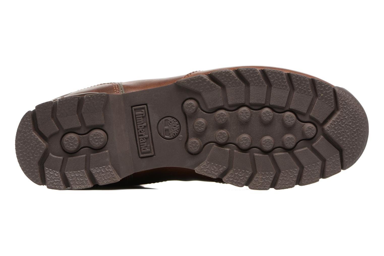 Chaussures à lacets Timberland Splitrock 2 Marron vue haut