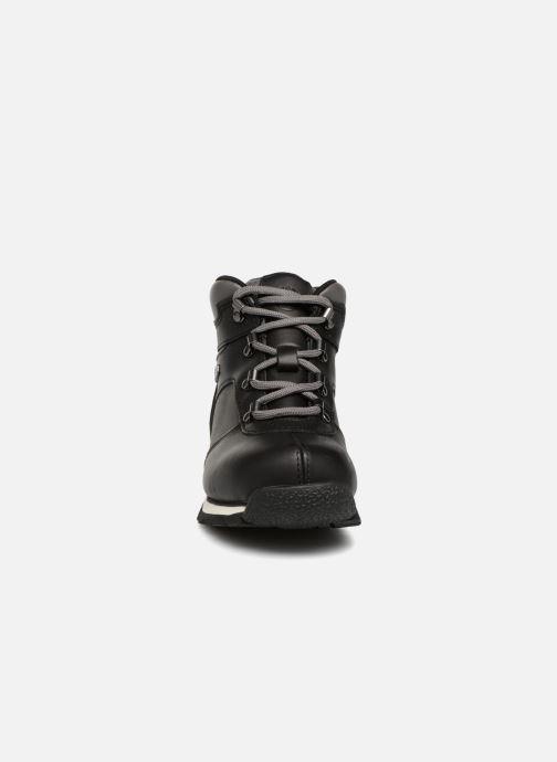 Stiefeletten & Boots Timberland Splitrock 2 Kid schwarz schuhe getragen