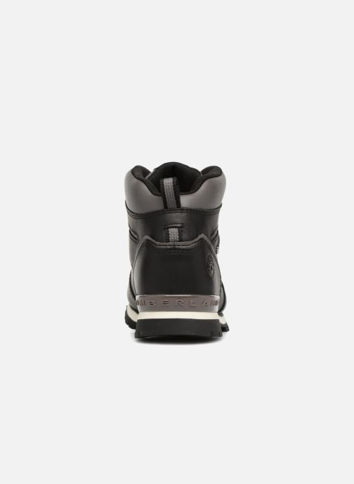 Ankle boots Timberland Splitrock 2 Kid Black view from the right