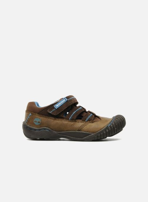 Trainers Timberland Crown Point Fisherman 2 Brown back view