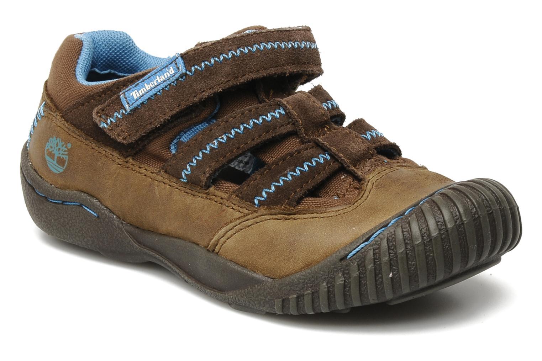 Sneaker Timberland Crown Point Fisherman 2 braun detaillierte ansicht/modell