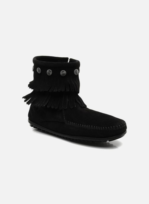 Bottines et boots Femme DOUBLE FRINGE BT