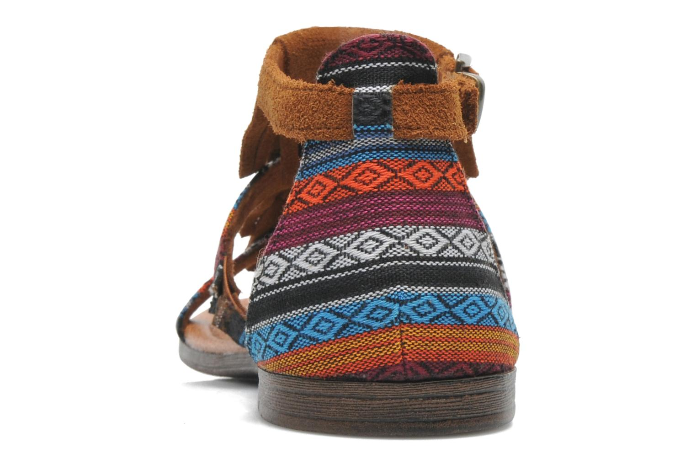 Sandales et nu-pieds Minnetonka Maui Multicolore vue droite