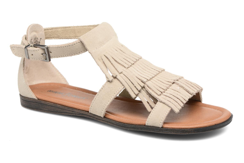 Sandalen Minnetonka Maui beige detaillierte ansicht/modell