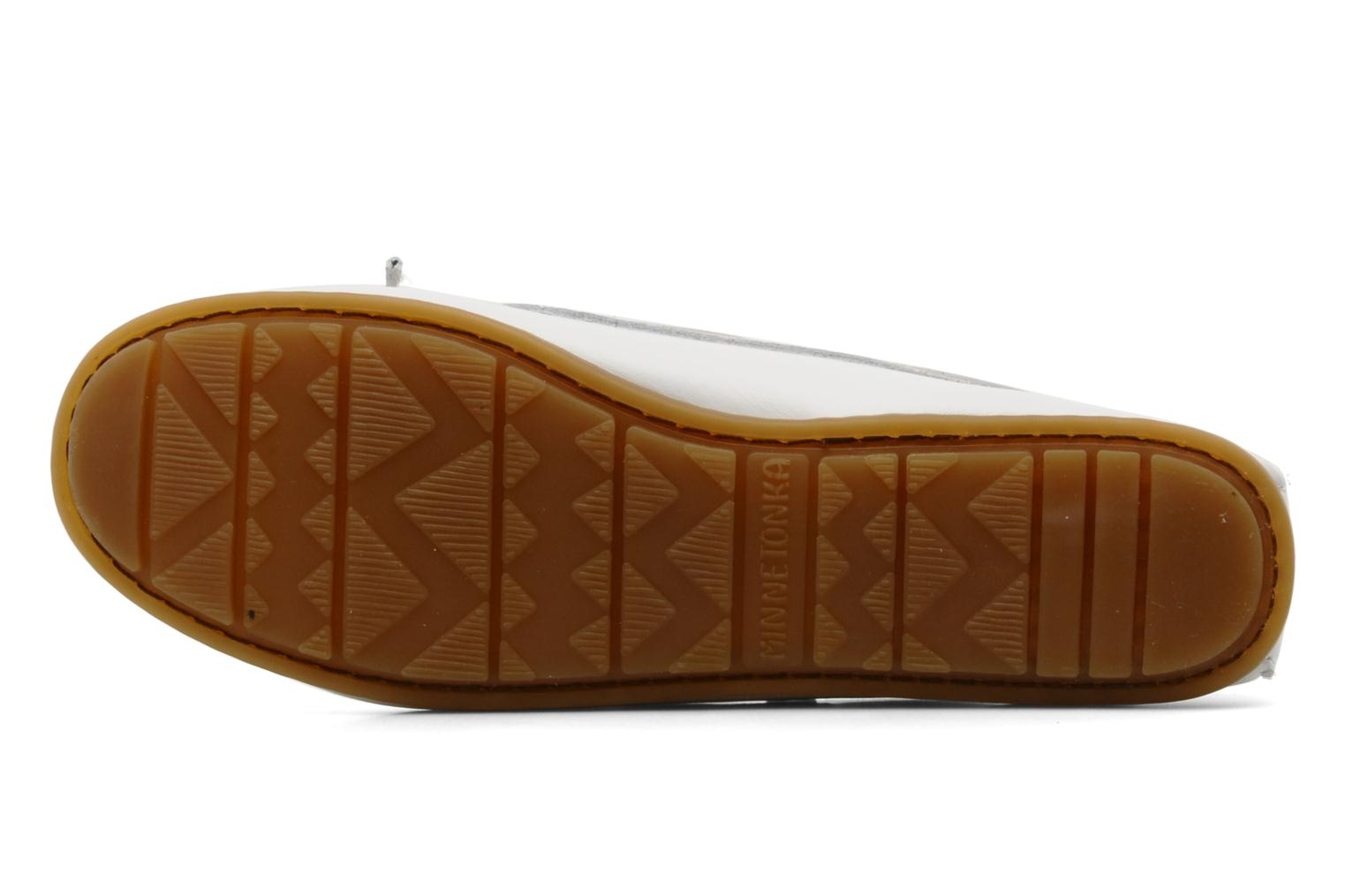 Loafers Minnetonka KILTY BEADED Hvid se foroven