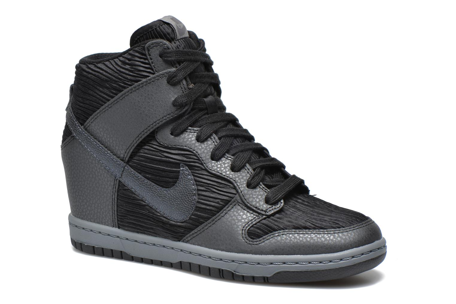 cheap for discount e80ea f479b ... Sneakers Nike Dunk sky high Zwart detail ...