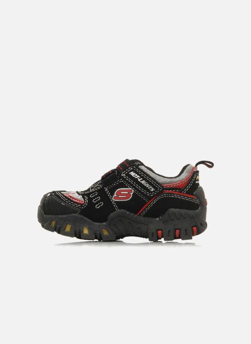 Trainers Skechers Turbo-s Black front view