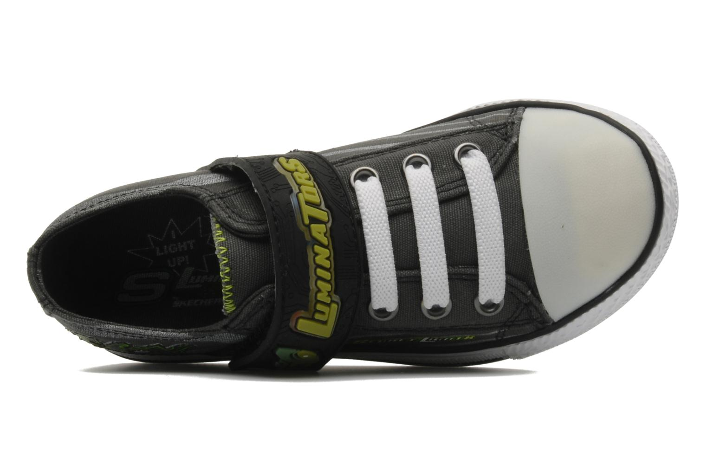 Sneakers Skechers Roswell Grå se fra venstre