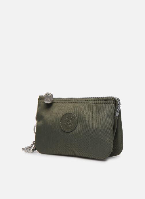 Portemonnaies & Clutches Kipling Creativity S grün schuhe getragen