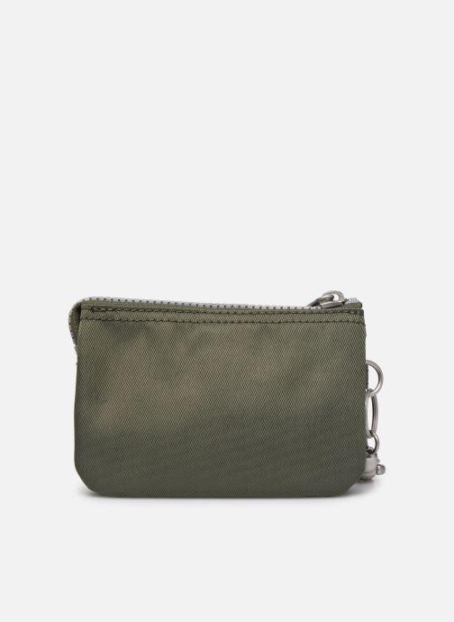 Portemonnaies & Clutches Kipling Creativity S grün ansicht von vorne