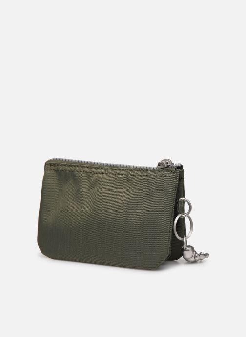 Portemonnaies & Clutches Kipling Creativity S grün ansicht von rechts
