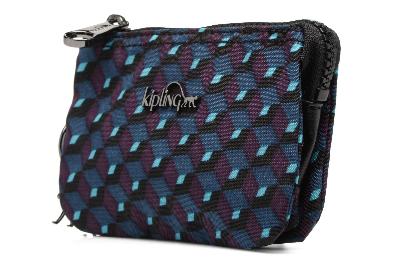 Pelletteria kipling Creativity S Azzurro modello indossato