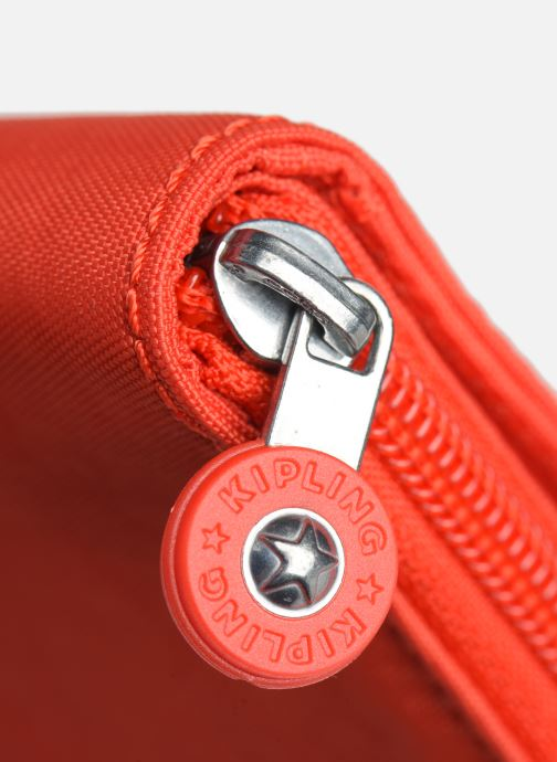 Kleine lederwaren kipling Tops Rood links