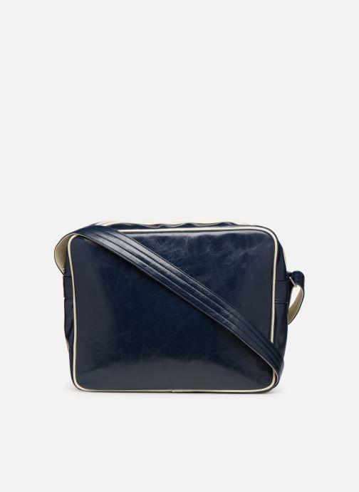 Herrentaschen Fred Perry Classic shoulder bag blau ansicht von vorne