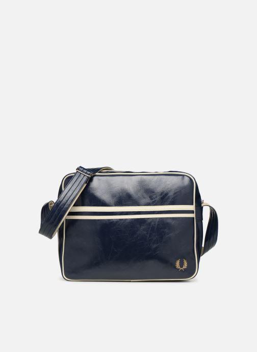 Herrentaschen Fred Perry Classic shoulder bag blau detaillierte ansicht/modell