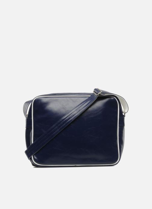 Sacs homme Fred Perry Classic shoulder bag Bleu vue face