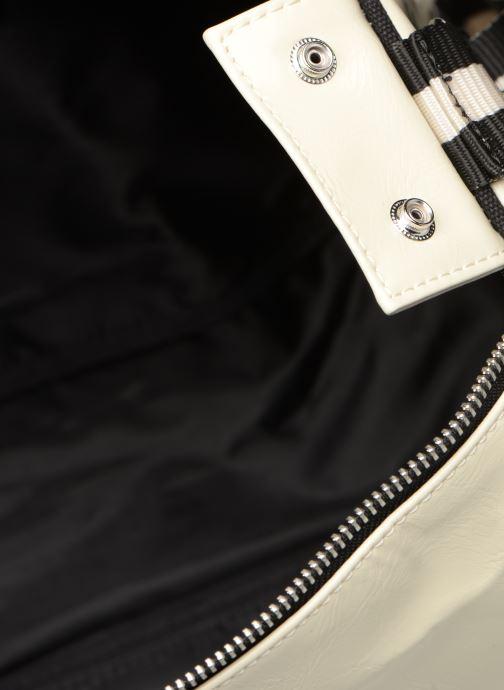 Sacs de sport Fred Perry Classic Barrel Bag Blanc vue derrière