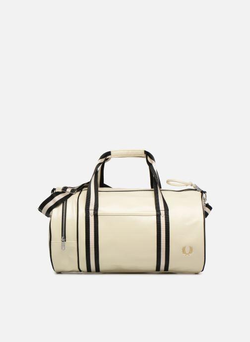Sacs de sport Fred Perry Classic Barrel Bag Blanc vue détail/paire