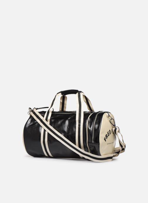 Fred Perry Sac weekend - Classic Barrel Bag (Noir) - Bagages chez Sarenza (382021) 6sZDZ