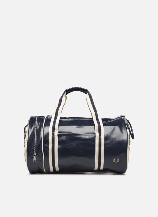 Bagages Fred Perry Classic Barrel Bag Bleu vue détail/paire