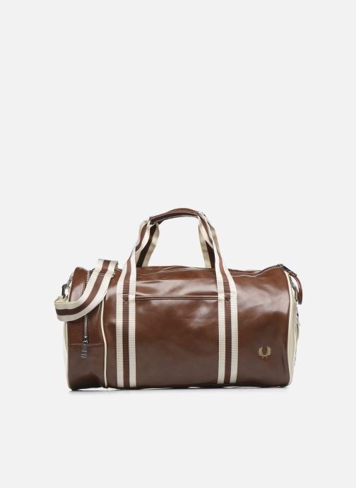 Sacs de sport Fred Perry Classic Barrel Bag Marron vue détail/paire