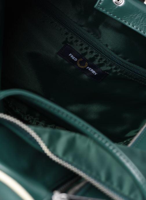 Bagages Fred Perry Classic Barrel Bag Vert vue derrière