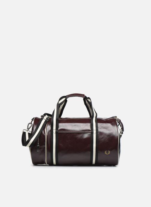 Bagages Fred Perry Classic Barrel Bag Marron vue détail/paire