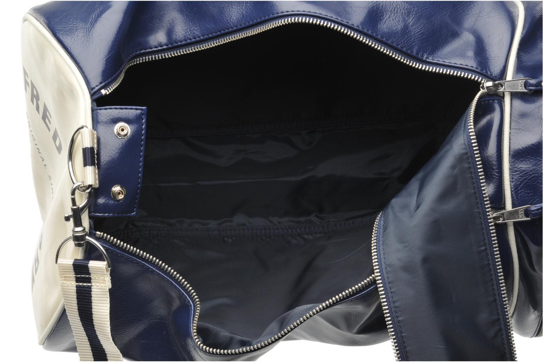 Sacs de sport Fred Perry Classic Barrel Bag Bleu vue derrière