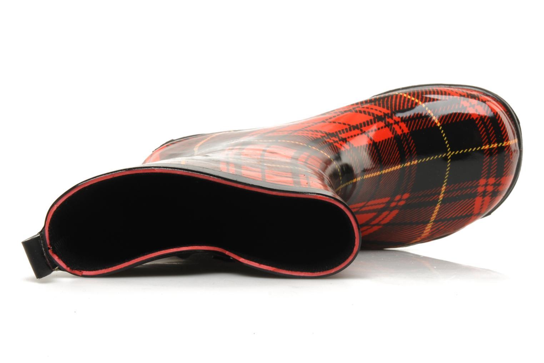 Stiefel Be Only Junior Irish rot ansicht von links