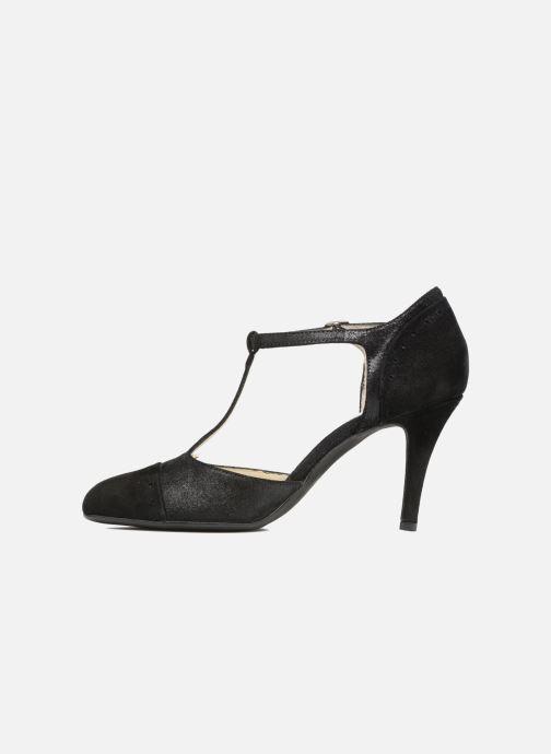 Zapatos de tacón Georgia Rose Tamar Negro vista de frente