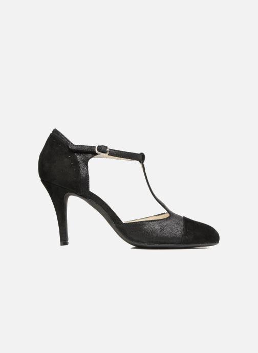 Zapatos de tacón Georgia Rose Tamar Negro vistra trasera