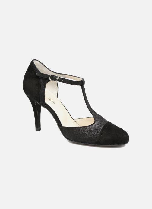 Zapatos de tacón Georgia Rose Tamar Negro vista de detalle / par
