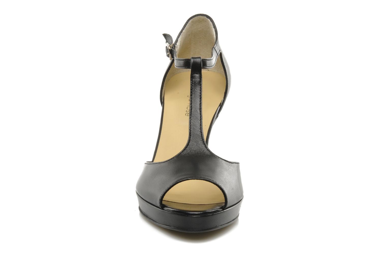 Escarpins Georgia Rose Tobola Noir vue portées chaussures