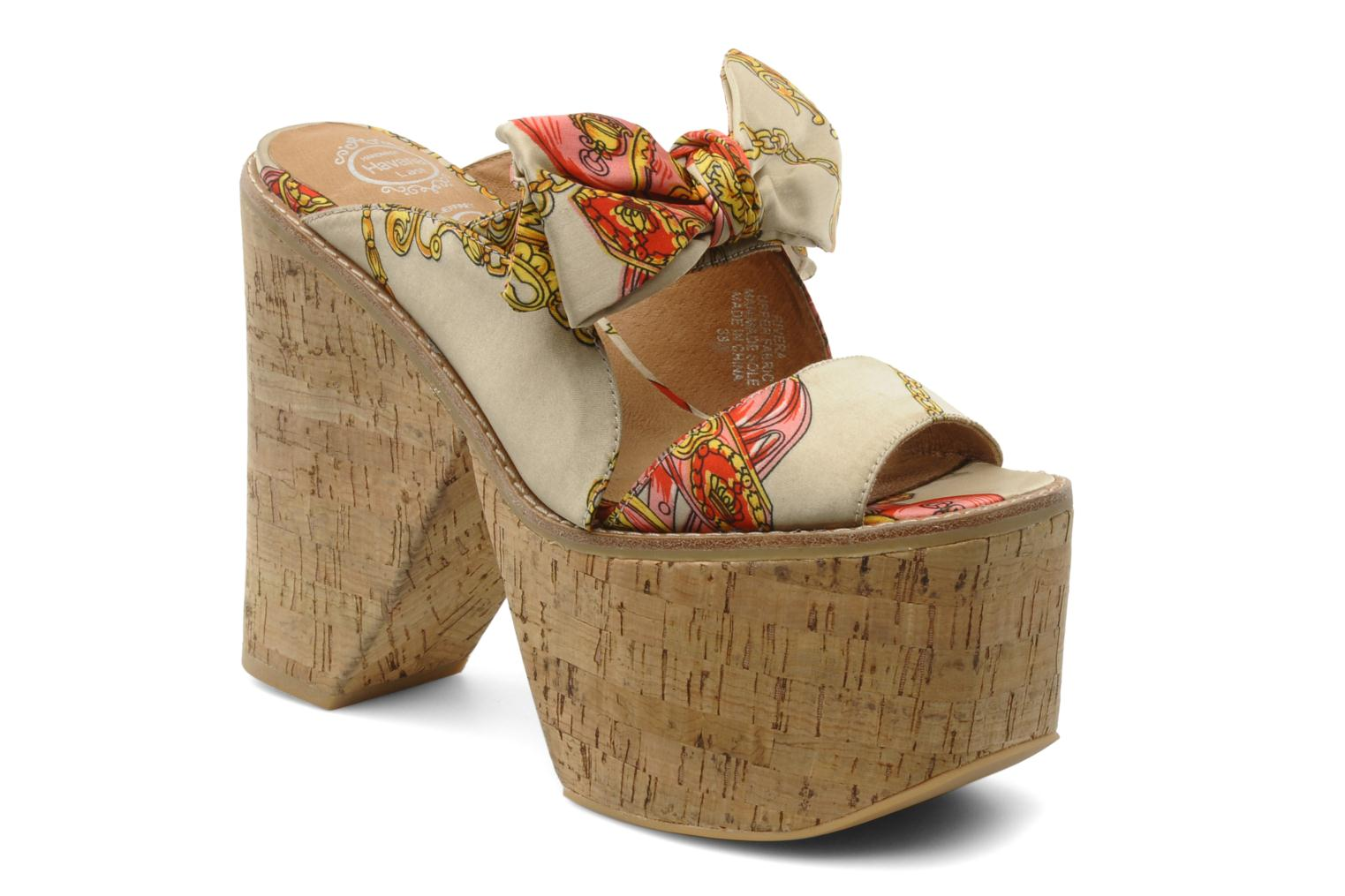 Wedges Jeffrey Campbell RIVIERA Multicolor detail