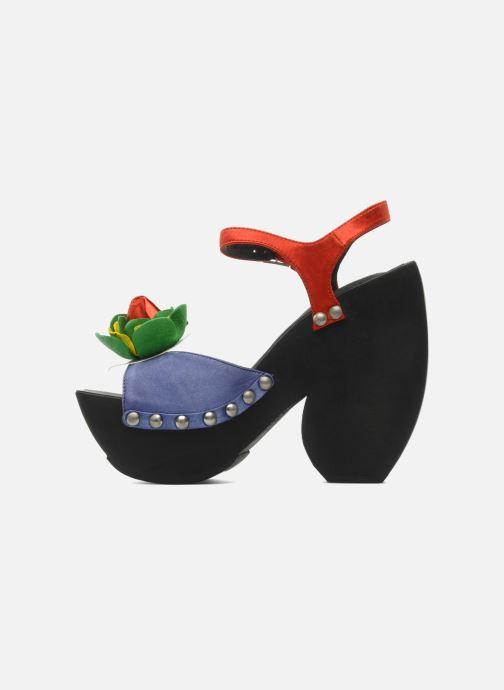Sandalias Jeffrey Campbell CHITA Multicolor vista de frente