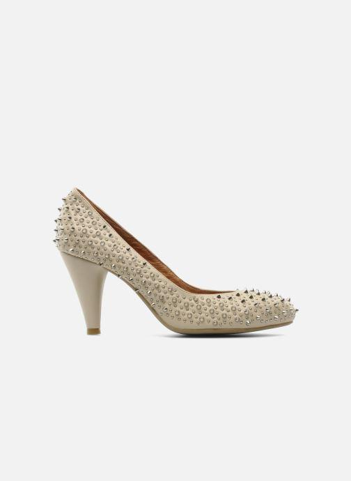 High heels Jeffrey Campbell LANE SPIKE Beige back view