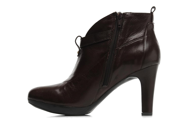 Bottines et boots Naturalizer ILEANA Marron vue face