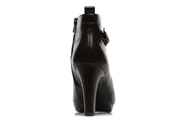Bottines et boots Naturalizer ILEANA Marron vue droite