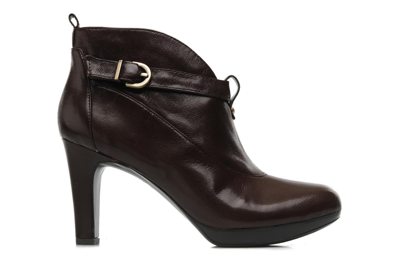 Bottines et boots Naturalizer ILEANA Marron vue derrière